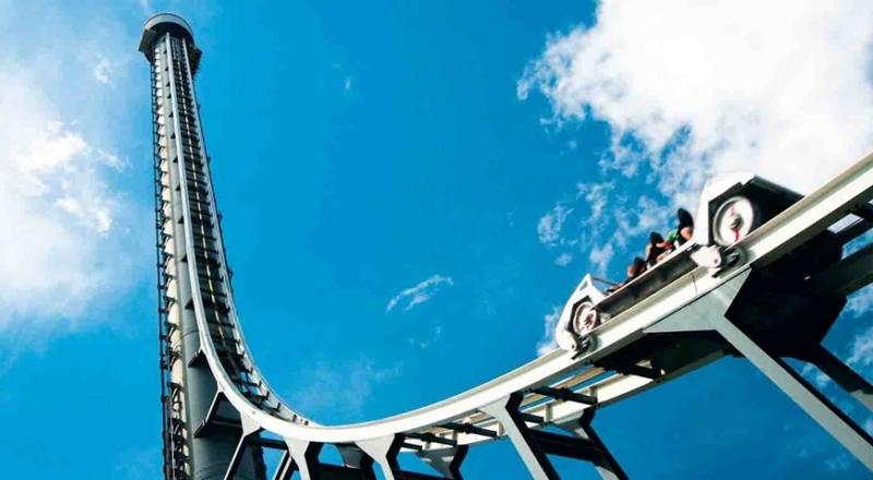 Tàu siêu tốc Tower of Terror