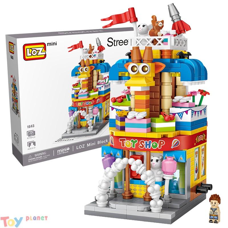 Toy Planet - Xứ Sở Đồ Chơi