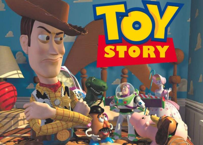 Toy Story (Câu Chuyện Đồ Chơi, 1995)