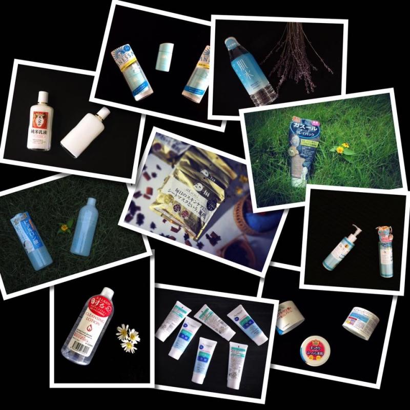 Một số sản phẩm của TOYO Beauty