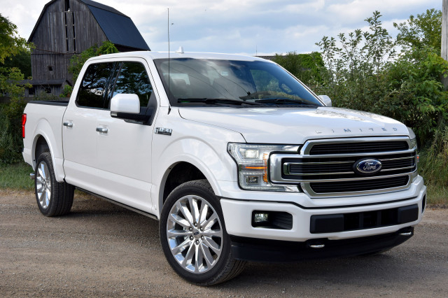 Ford F-series 2018