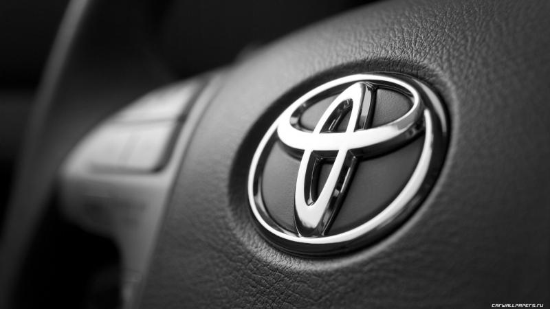 Logo của Toyota