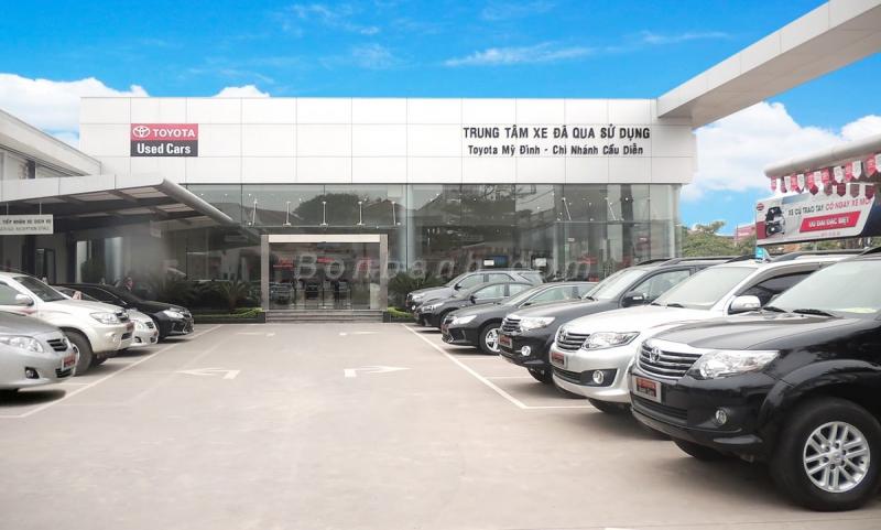 Toyota Mỹ Đình, chi nhánh Cầu Diễn