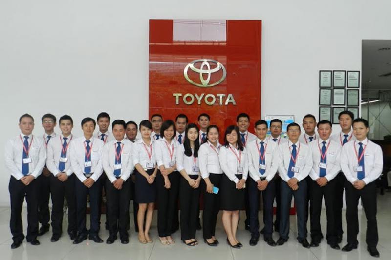 Đại Lý Toyota Phú Mỹ Hưng