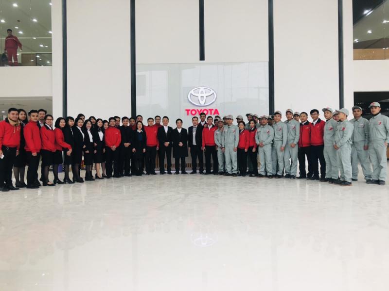 Toyota Hà Tĩnh - Phú Tài Đức group
