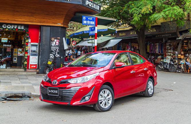 Toyota Vios: 1.106 xe