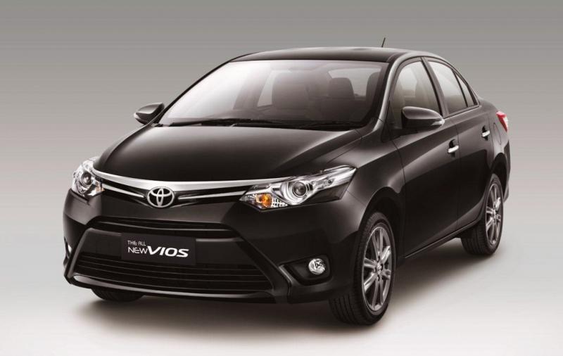 Toyota Vios: 2.148 xe