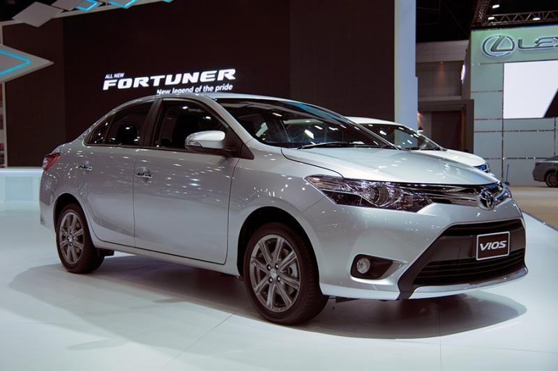 Toyota Vios: 2447 xe
