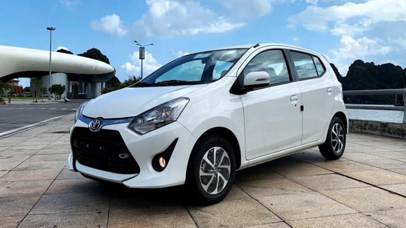 Toyota Wigo | Giá: 345 - 405 triệu đồng