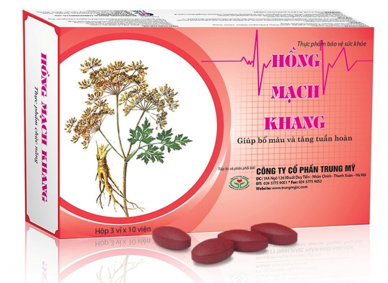 TPBVSK Hồng Mạch Khang