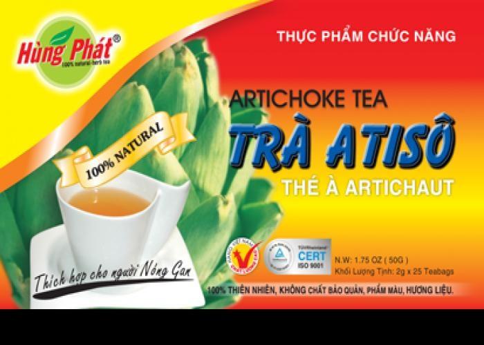 Trà atiso Hùng Phát