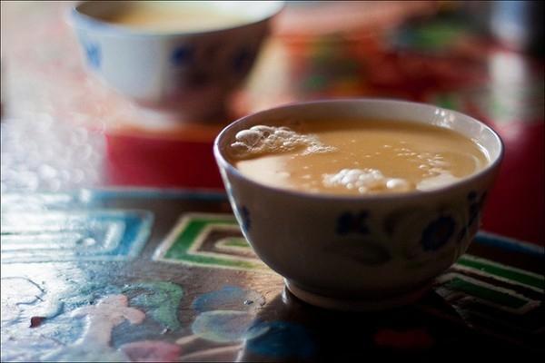 Trà bơ bò Tây Tạng