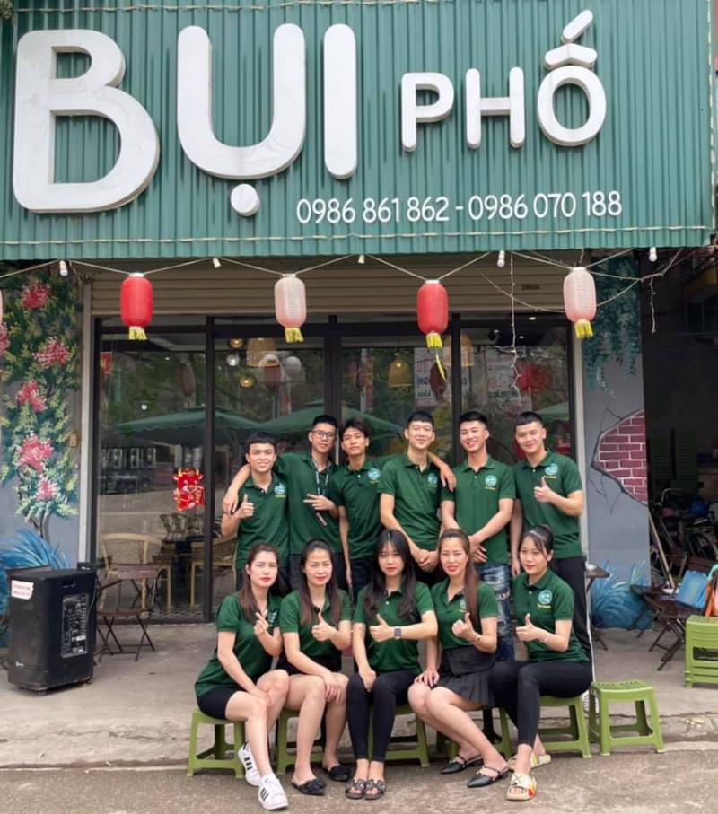 Trà Chanh Bụi Phố