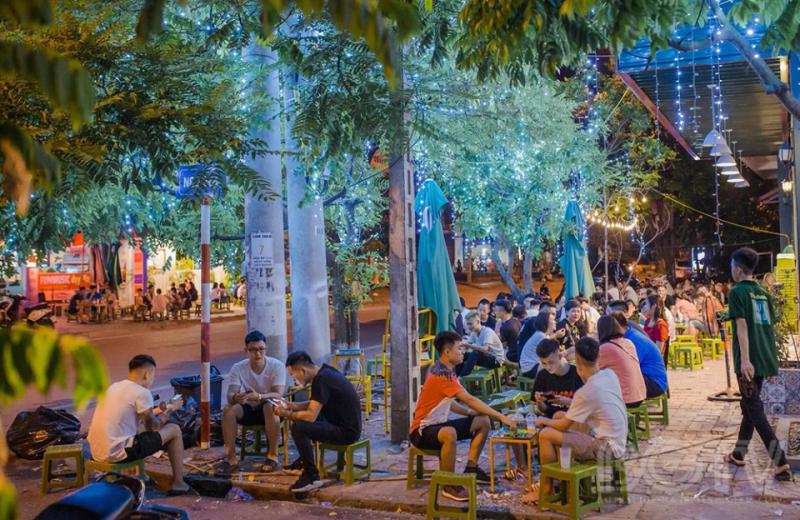 Trà chanh Bụi Phố - Đà Nẵng