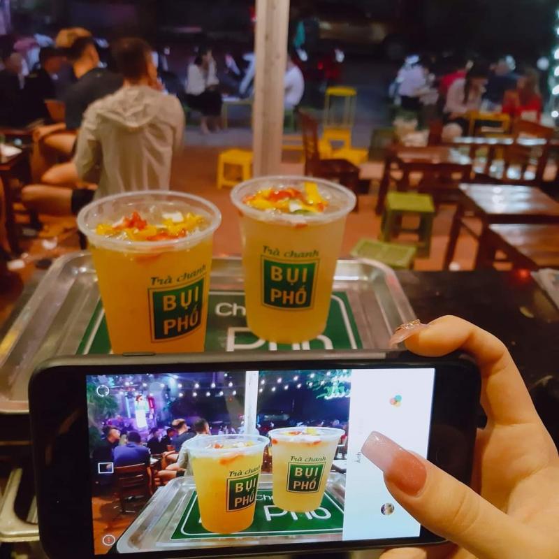 Trà Chanh Bụi Phố - TP Hạ Long