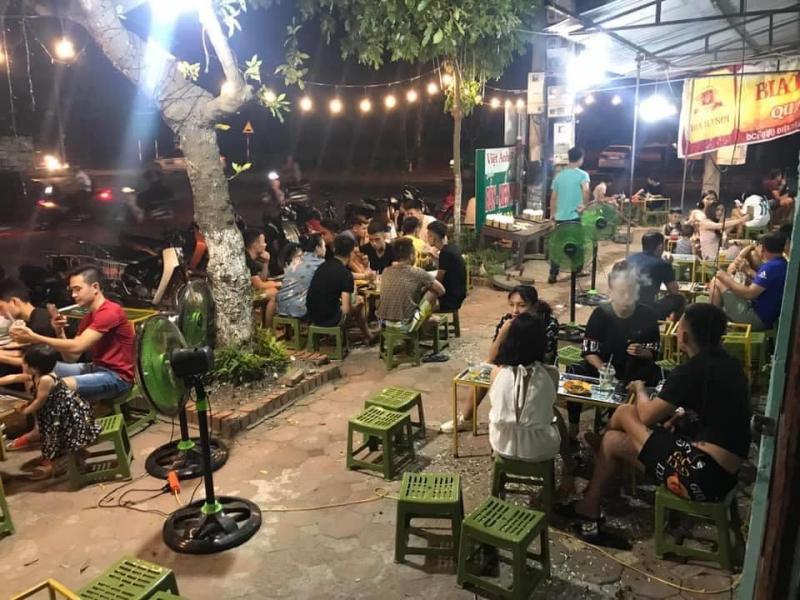 Trà Chanh Bụi Phố - Văn Giang