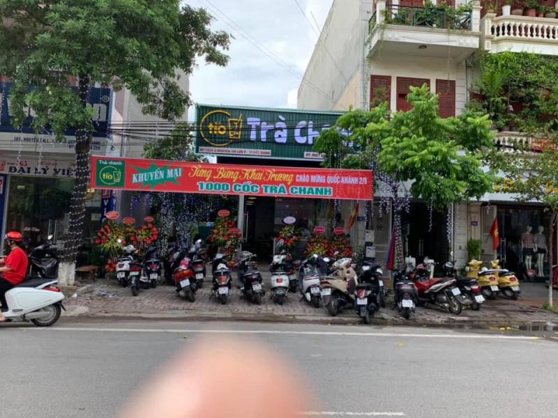 Trà Chanh TiO - Bắc Giang