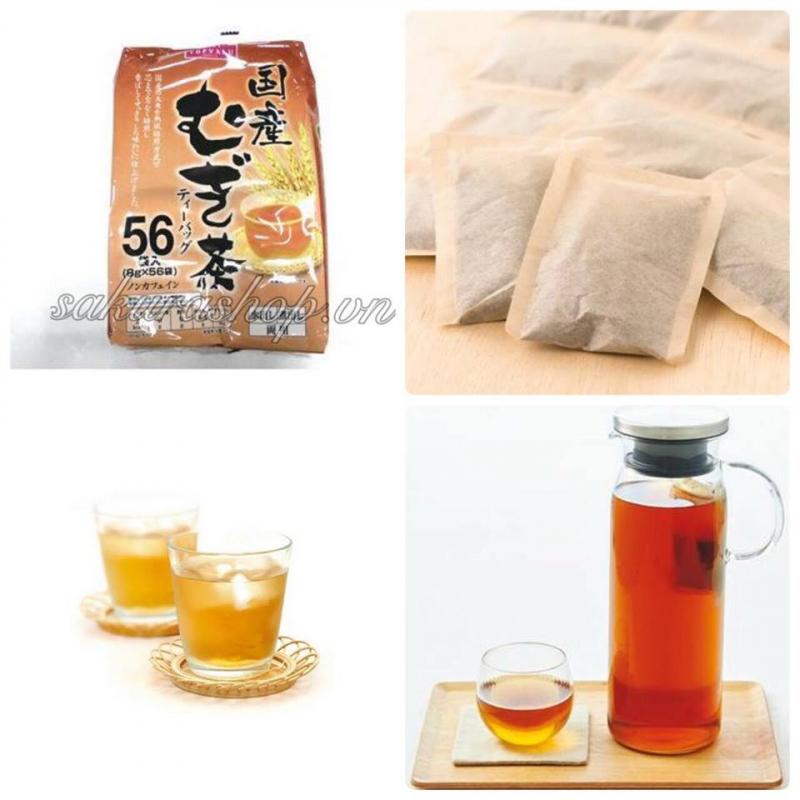 Trà gạo lứt nhật ngoài công dụng dùng thơm ngon như 1 loại nước uống, nó còn có các tính năng vượt trội như làm mát da, thanh lọc cơ thể, đẹp da, hỗ trợ giảm cân và rất tốt sức khỏe