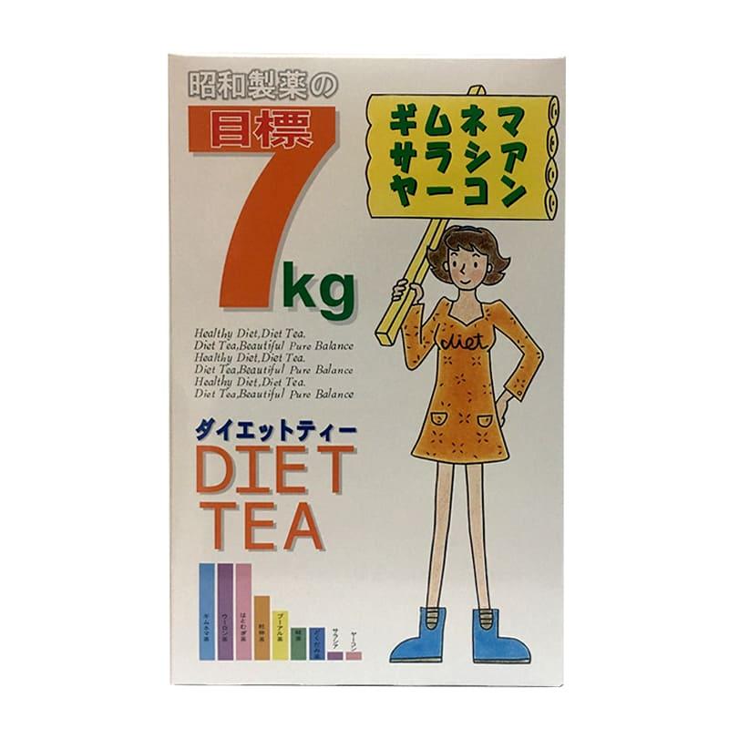 Trà giảm cân Nhật Bản Showa Seiyaku Diet Tea 7kg