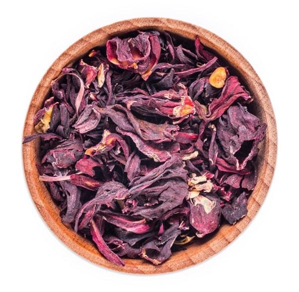 Trà Hibiscus (Atiso đỏ)