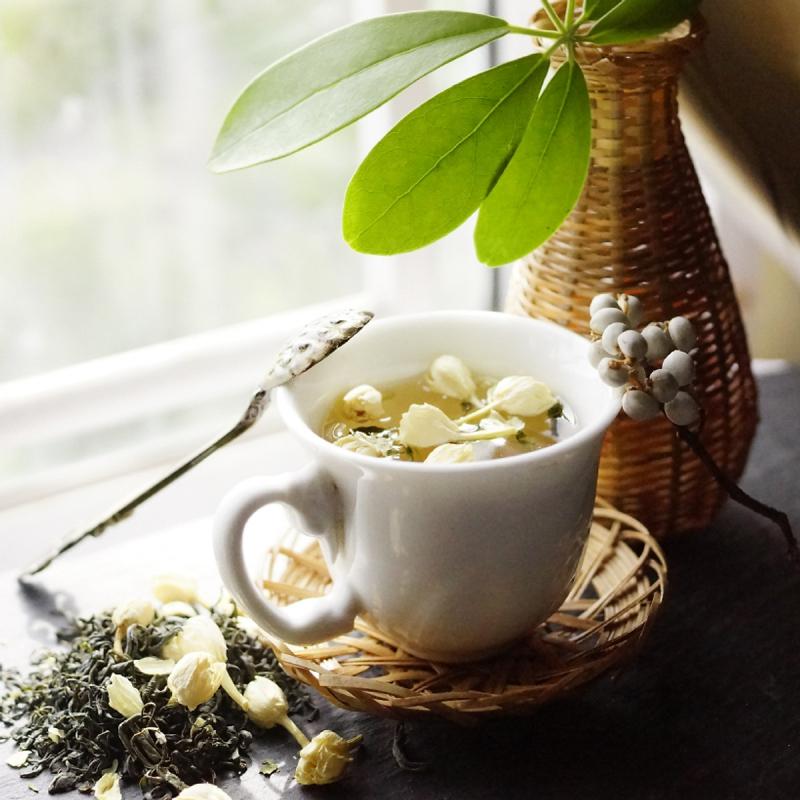 Trà hoa nhài Thái Minh