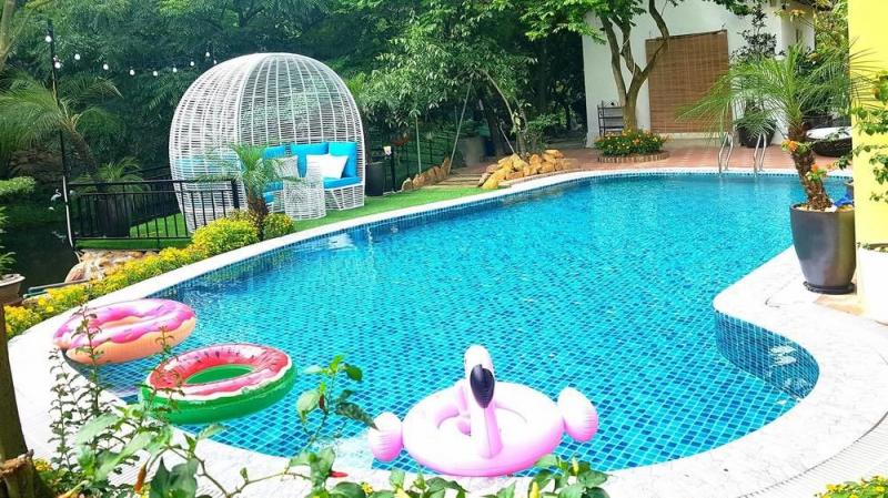 Trà Hoa Viên - Eco Villa