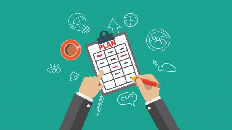 Lên kế hoạch cho các cuộc hẹn tiếp theo và giữ liên lạc với người ấy