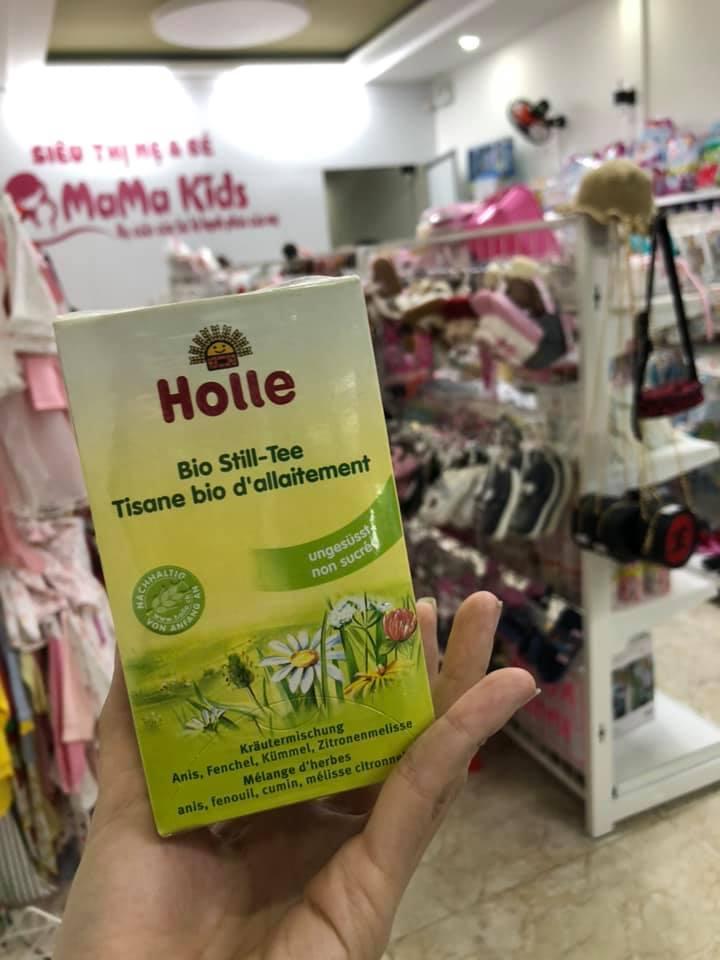 Trà lợi sữa hữu cơ Holle