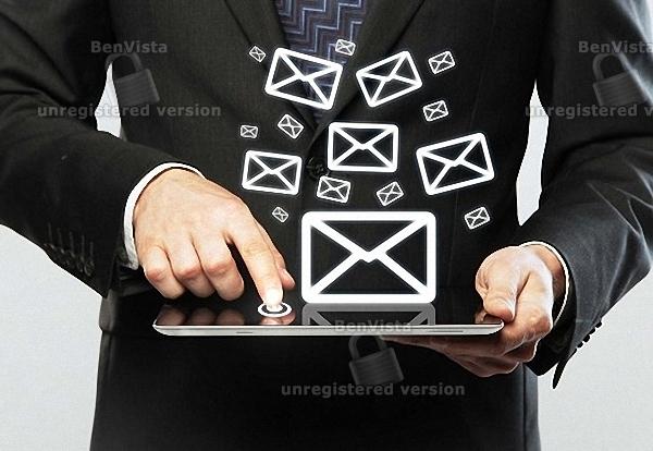 Nhận email, tin nhắn