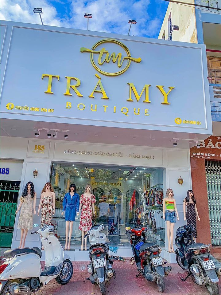 Tra My Boutique