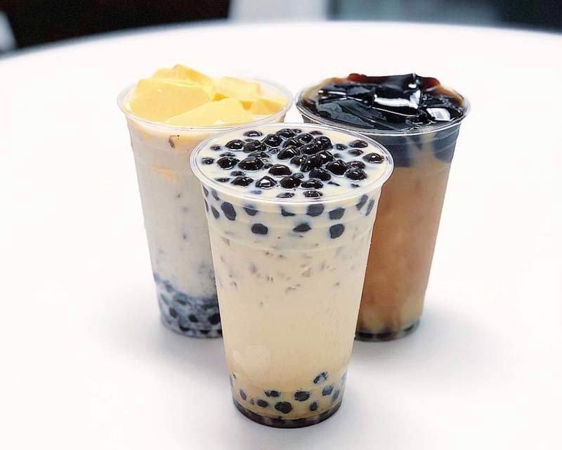 Trà sữa 172 Triệu Việt Vương với hương vị truyền thống bạn không nên bỏ lỡ