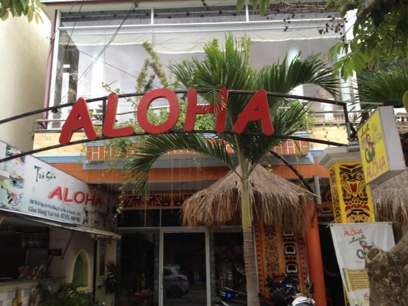 Trà sữa Aloha