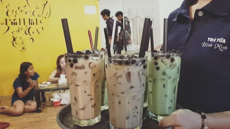 Trà Sữa Bình Minh