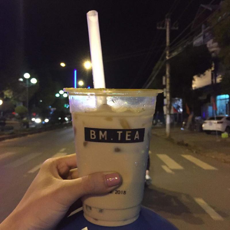 Trà sữa BM.Tea