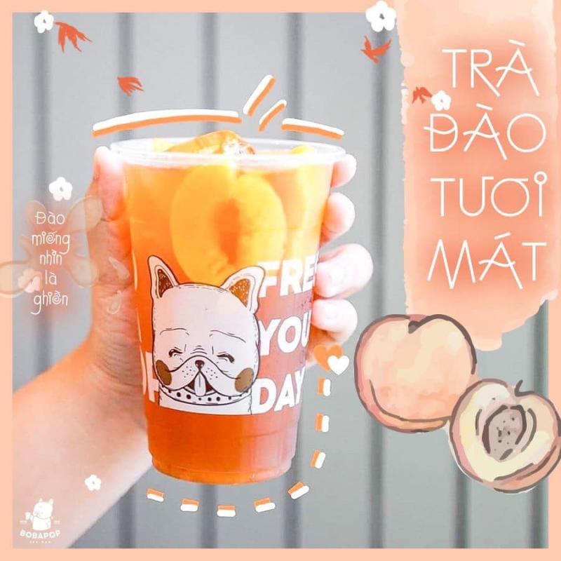 Trà sữa Bobapop