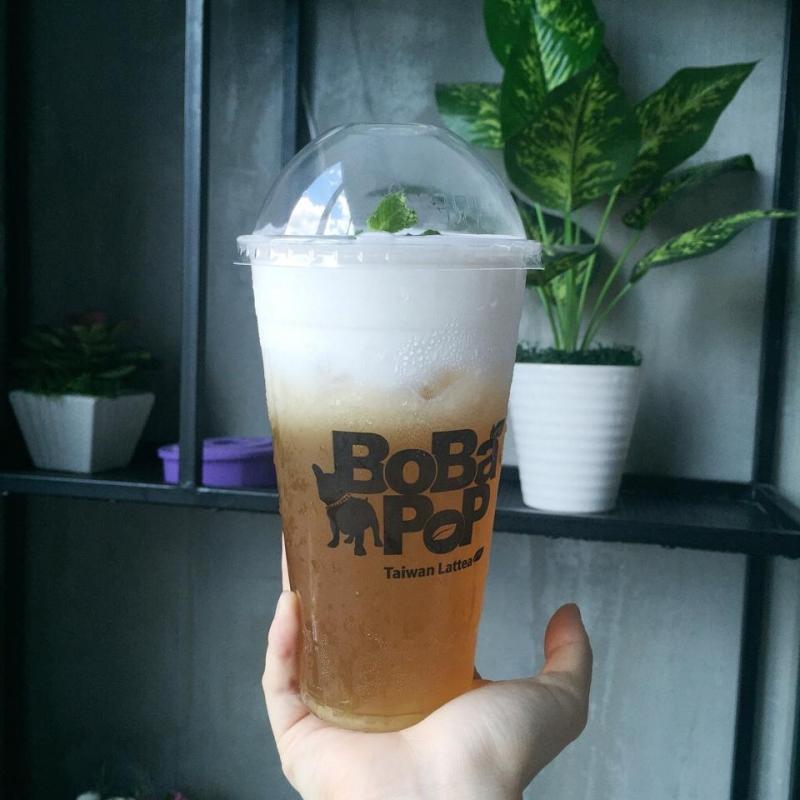 Trà sữa Bobapop - AEON Mall Long Biên