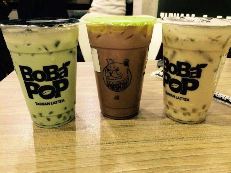 Bobapop - Taiwan Lattea