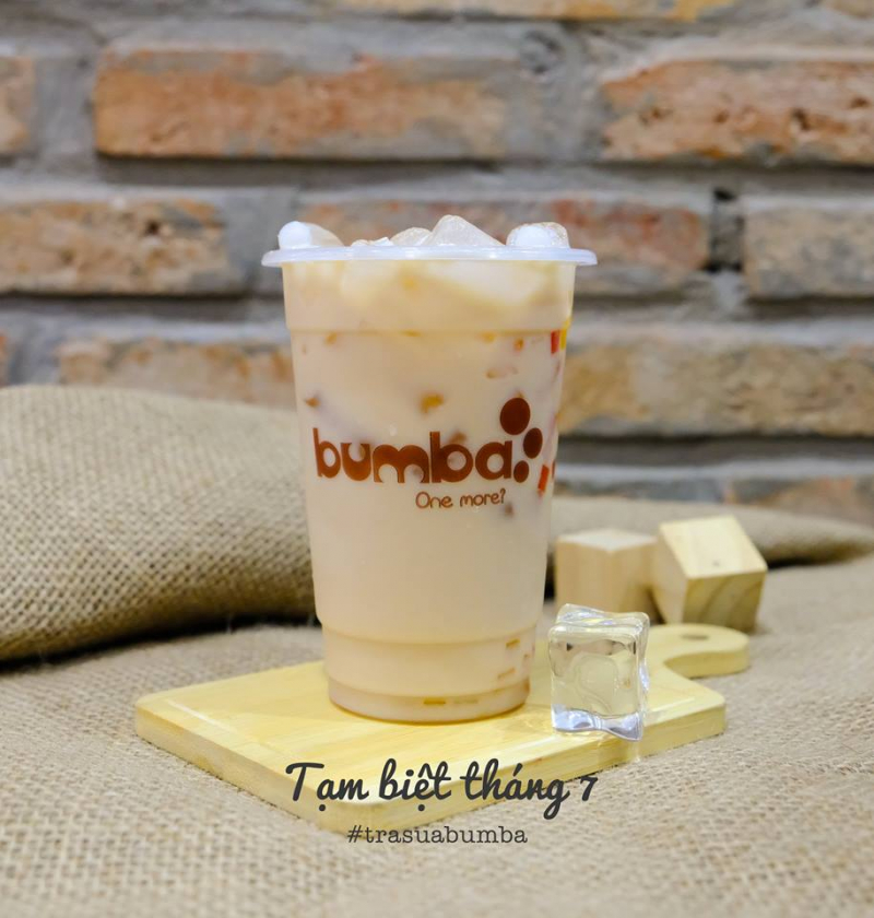 Trà sữa Bumba