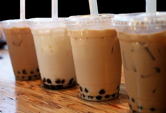 Trà sữa Cacao - Kem Trà Huyền Linh