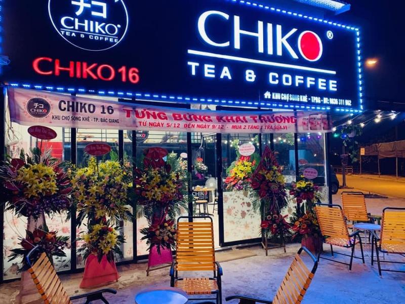 Trà sữa Chiko Thành phố Bắc Giang