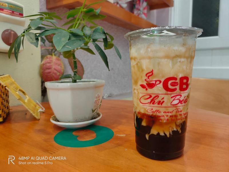 Trà Sữa Chú Béo