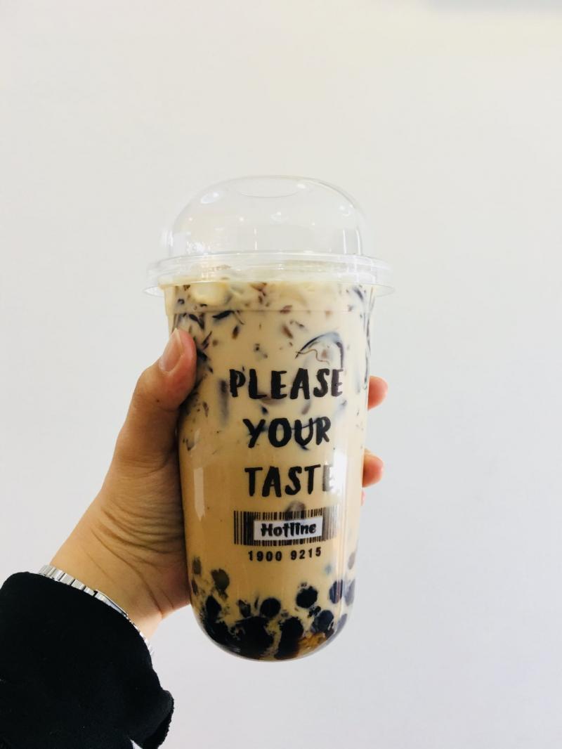 Trà Sữa Đài Loan Phúc Tea