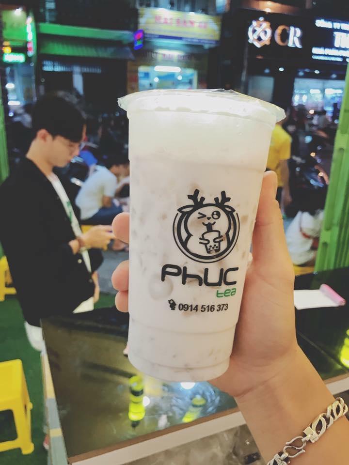 Trà sữa Đài Loan Phúc Tea Long Xuyên