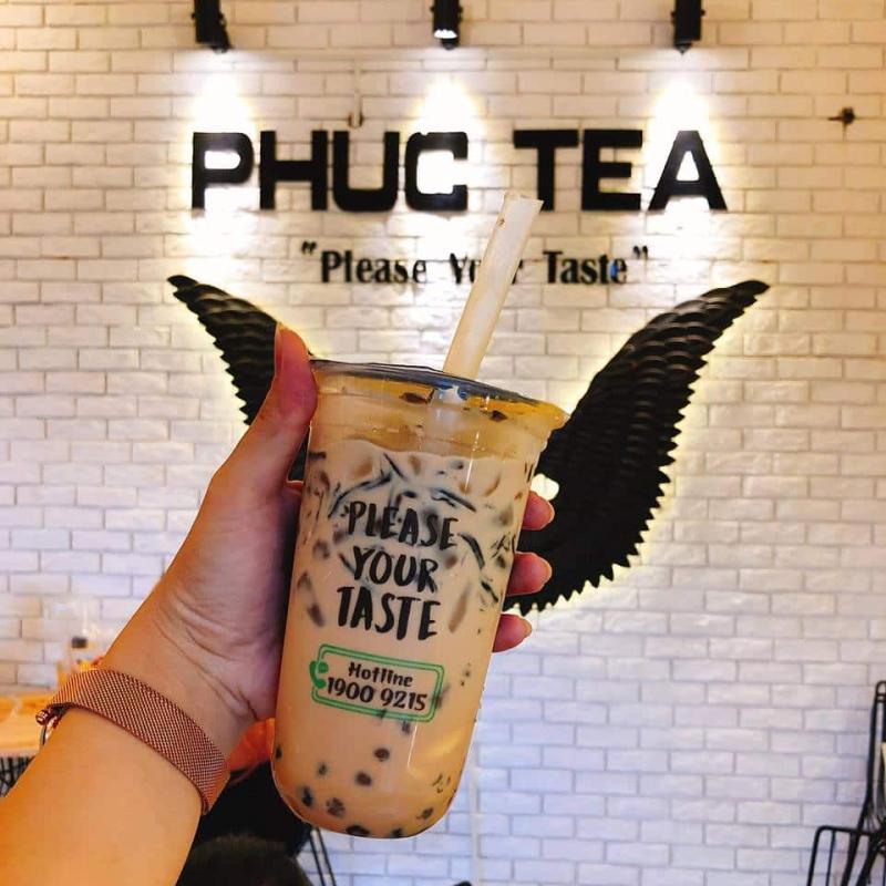 Trà Sữa Đài Loan Phúc Tea Sa Đéc