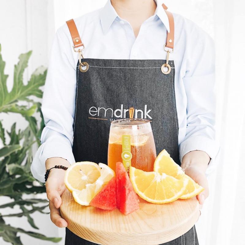 Trà sữa Emdrink