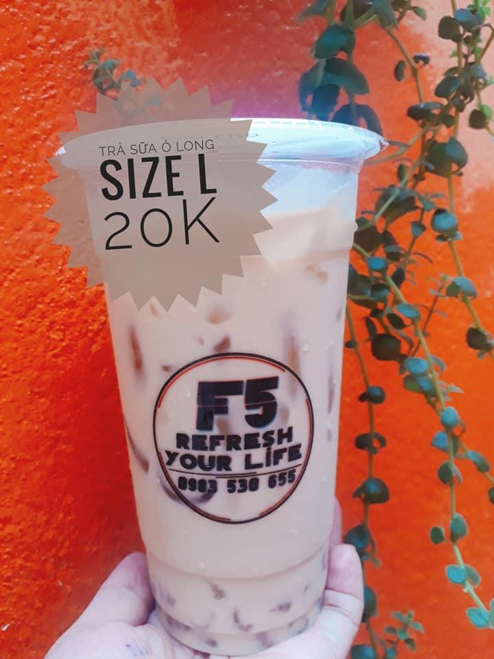 Trà Sữa F5