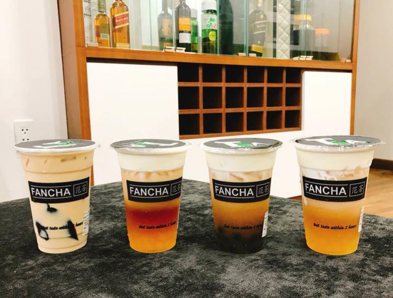 Trà sữa Fancha