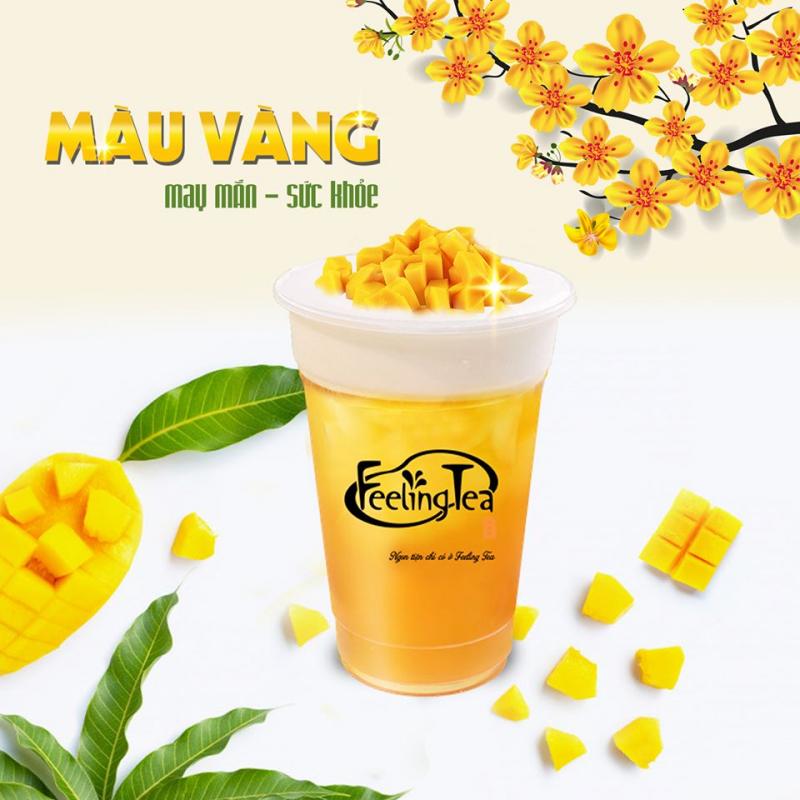 Trà Sữa Feeling Tea - Chùa Láng