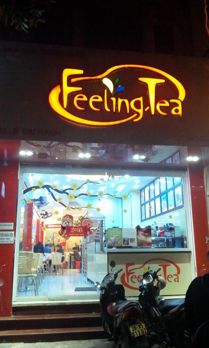 Trà Sữa Feeling Tea - Giảng Võ