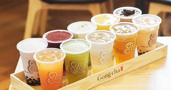 Trà Sữa Gong Cha